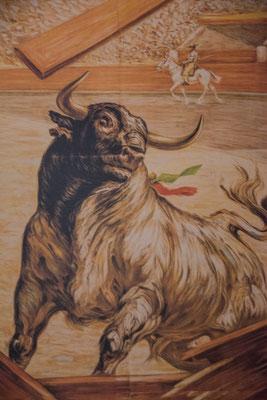 Stierkampfarena in Sevilla