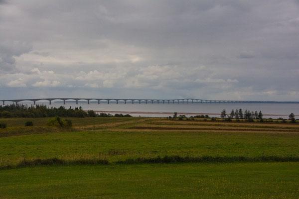 12km lange Brücke nach Prince Edward Island
