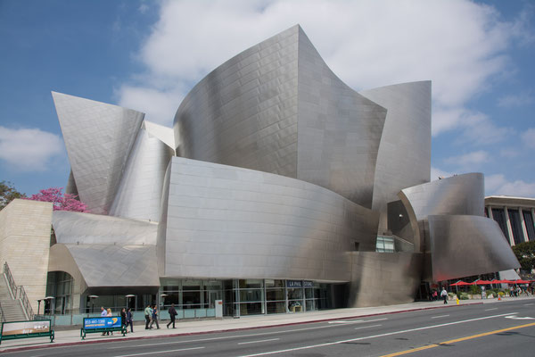 Concert Hall Los Angeles