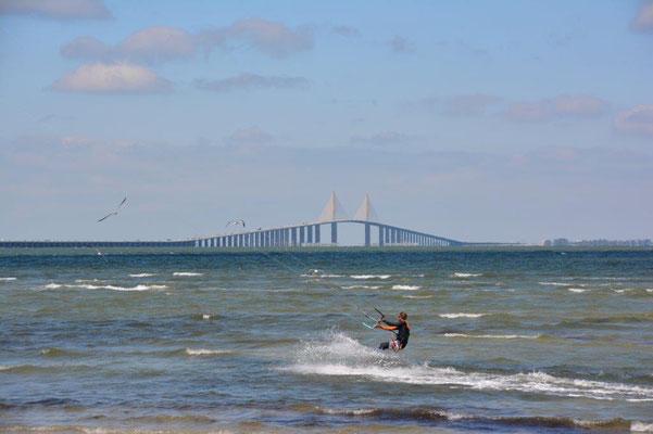 Beeindruckende Brückenbauten in Florida