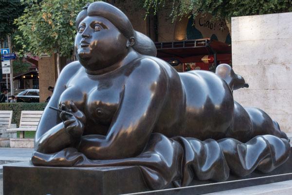 Botero Skulptur