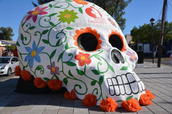 Tlaquepaque - Dia de los Muertos