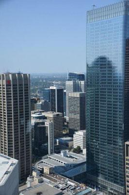 Calgary von oben