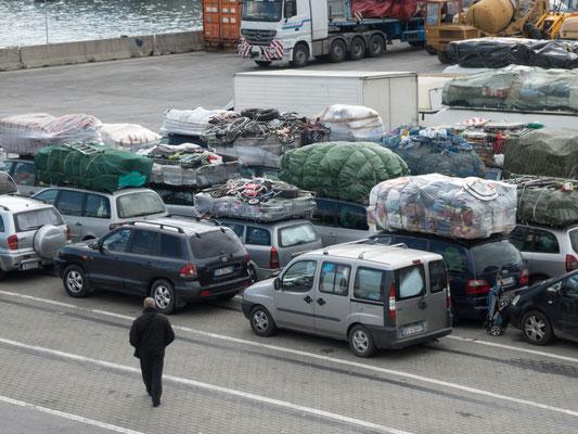 wie viel Dachlast verträgt ein Auto?
