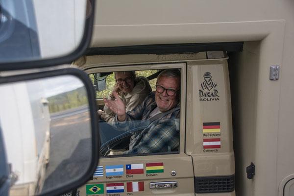 Heike und Bernd