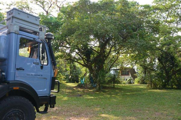 Campground La Jungla