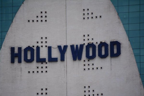 Medellin - Hollywood is everywhere