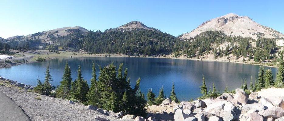 Elizabeth Lake im Lassen NP