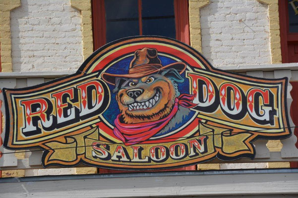 Saloon Virginia City