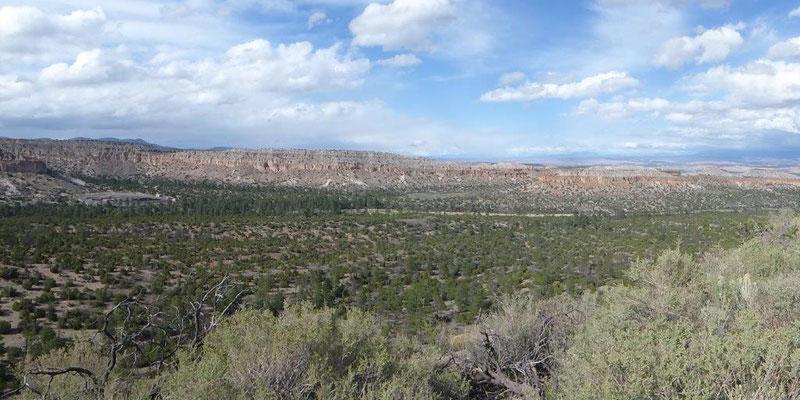 Auf dem Weg nach Los Alamos