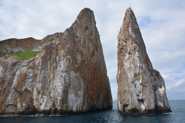 Kicker Rock at San Cristobal