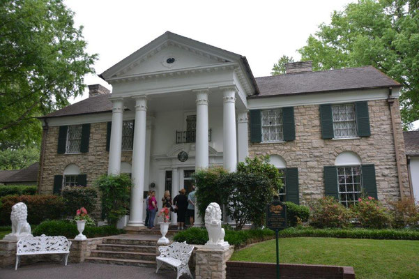 Elivis' Anwesen