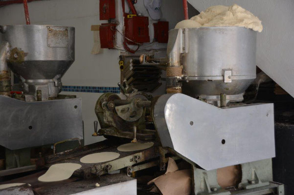 Tortilla Maschine