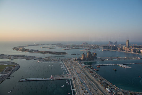 Blick vom Marriot Hotel