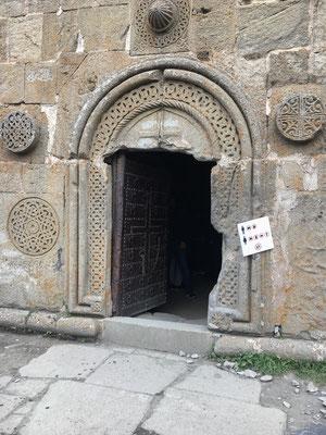 Zminda-Sameba Kirche