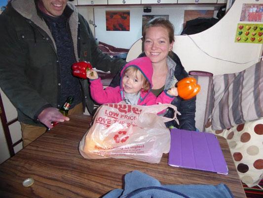 Shannon mit Tochter Emmeline