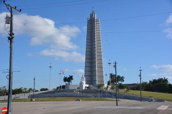Havanna - Plaza de revolucion