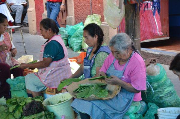 Patzcuaro - Markt