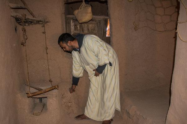Traditionelles Berberhaus