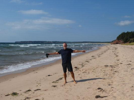 Prince Edward Island, tolle Strände