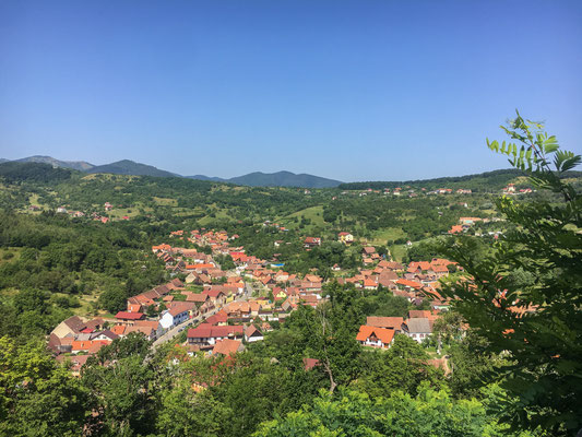 Blick auf Michelsberg