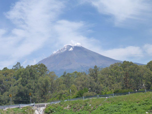Popocatepetl