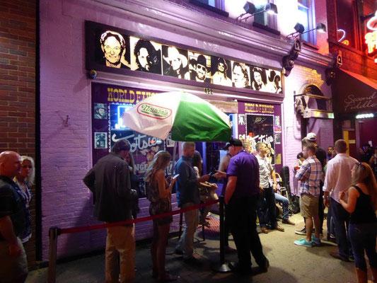 Nashville Nightlife - Ausweiskontrolle