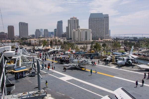 San Diego - USS Midway