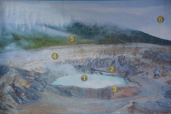Sicherheitsbild. So soll der Krater aussehen.