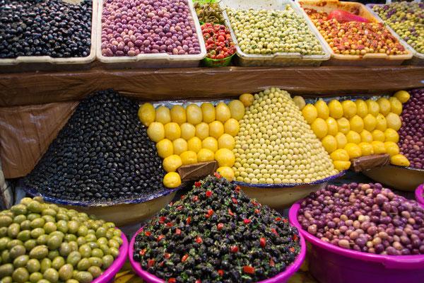 Markt in Meknes