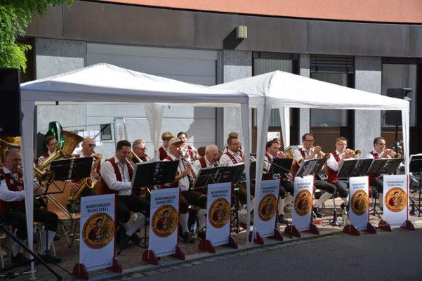 Narrenmusik von Radolfzell