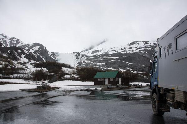 Worthington Gletscher