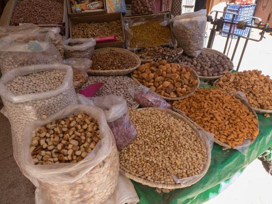 Markt in Tinghir