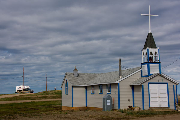 Church in Tuktoyaktuk