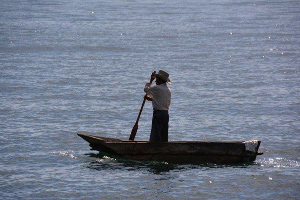 Rund um den Lago Atitlan