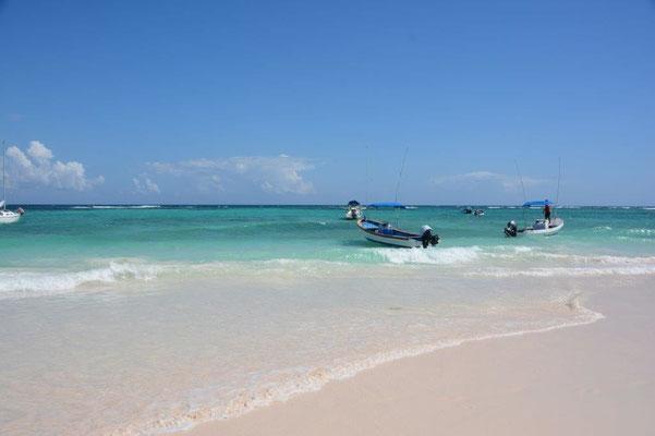 Strand von Xpu-Ha