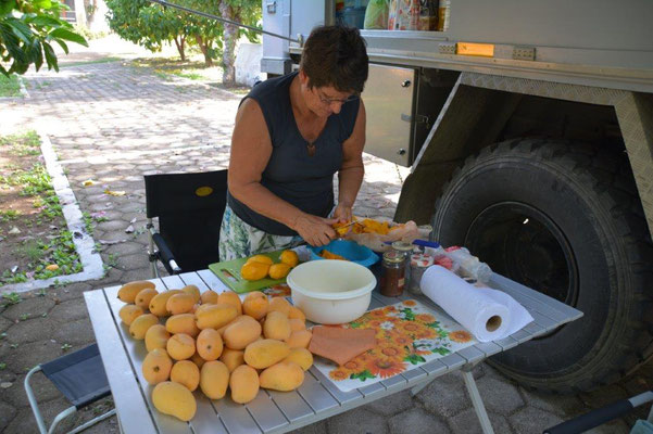 Zeit für Mangos