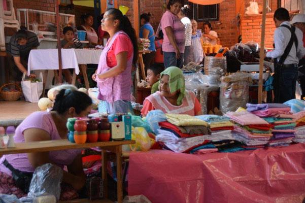 Markt in Zaachila