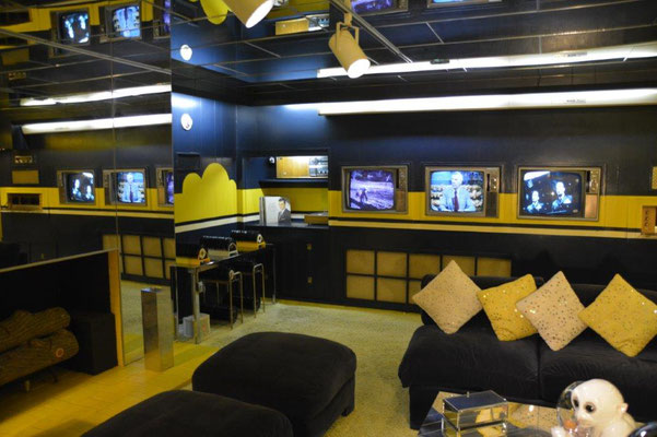 The Multi Media room