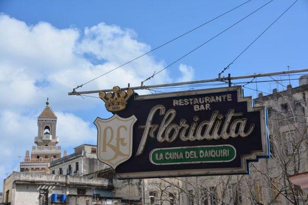 Die Hemmingway Kneipe in Havanna