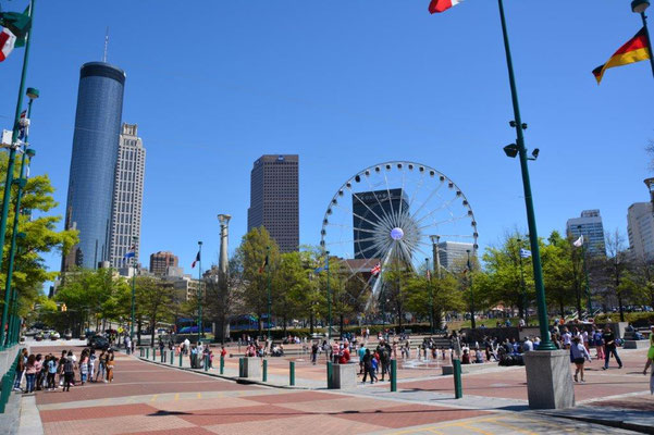 Atlanta - Olympiapark