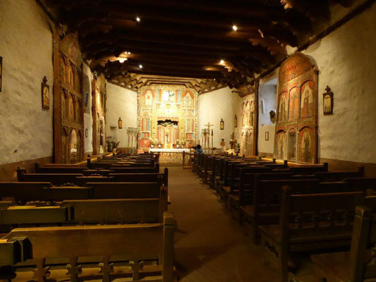 Adobe Church in Chimayo
