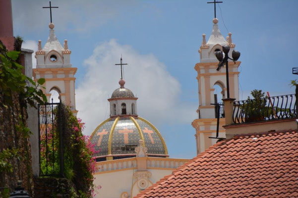 The silver town Taxco
