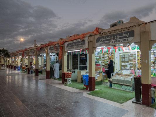 Weihrauch Souq in Salalah