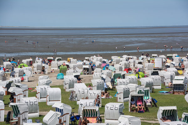 Strandkorb Flair in Norddeich