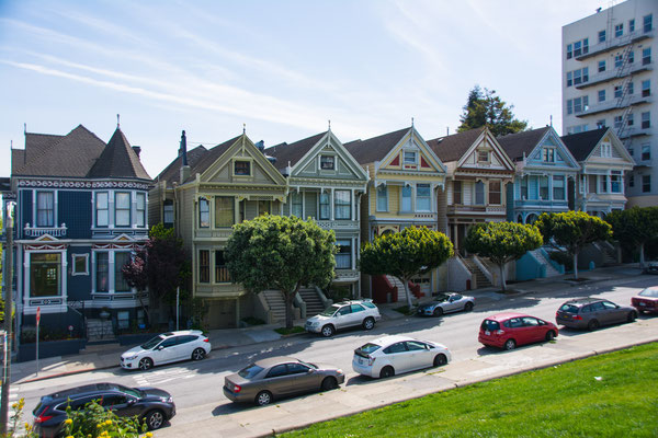 San Francisco - Painted Ladies