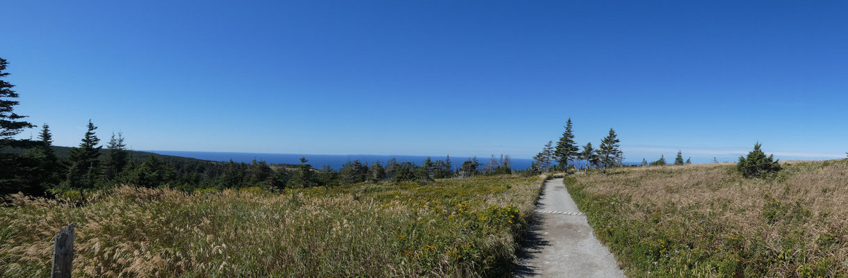 Cape Breton & Cabot Trail, Skyline Walk