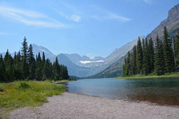 Wanderung um die Seen