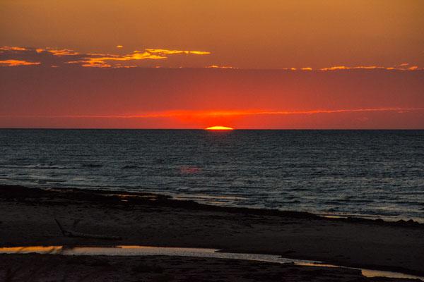 Prince Edward Island, Sonnenuntergang