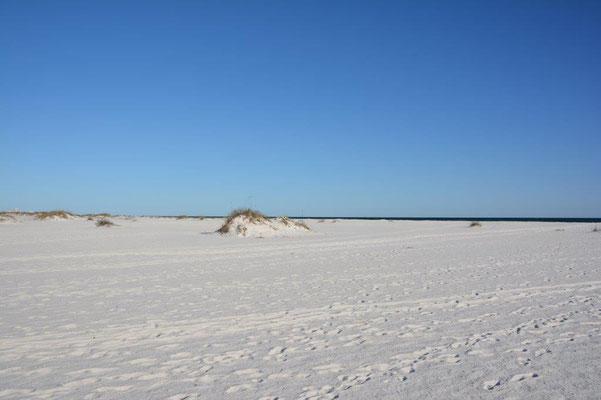 Toller Sandstrand